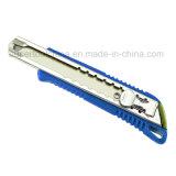 Couteau utilitaire de 18 mm avec serrure en acier (381006)