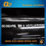 Tubo d'acciaio senza giunte gr. B, X42, X52, X60 di api 5L ASTM A53