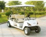 4 carro elétrico do golfe de Seater das rodas 6