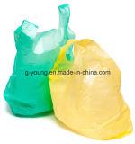 Мешок тенниски PE цвета пластичный