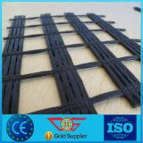 80kn/M Polyester Geogrid verwendet in der Datenbahn, Gleis, Wasser-Erhaltung