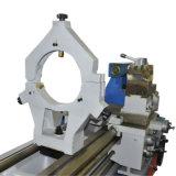 Máquina de alta velocidad del torno de la precisión del alesaje grande para la venta (CHY6266/6280)