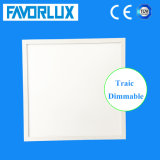 600X600 40W 100lm/W Triac Dimmable LED Panel Light