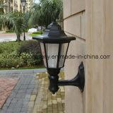 Sechseckiger Lampen-Wand-hängender Solartyp Solargarten-Licht
