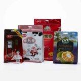 De aangepaste Plastic Flexibele Gelamineerde Verbinding Doypack van de Vierling van het Voedsel voor Suikergoed