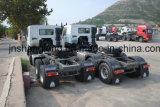 Camion principal de l'entraîneur 6X4 de remorque de Sinotruk HOWO 371HP 25t semi (Zz4257s3241W)