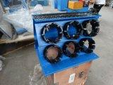 Гидровлический стержень шланга Ruber отжимая гофрируя машину для индустрии аграрного машинного оборудования