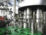 3 en 1 Les boissons gazeuses monobloc rinceuse capsuleuse de remplissage de la fabrication des équipements