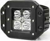 2016 luz quente do diodo emissor de luz Work Light Driving do CREE de Sale 12W
