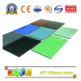 4mm 5mm 6mm 사려깊은 유리 또는 Windows, 건물, 외벽, etc.에 사용되는 유리제 입히는 색을 칠하는 유리