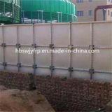 Os painéis de PRFV aparafusadas Montagem do Tanque de Água para armazenamento de água potável