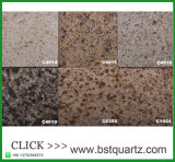 Quartz Silice de couleurs multiples Engineered Stone