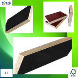 Núcleo Shuttering do Poplar da madeira compensada do molde concreto