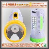 12의 LED 테이블 빛 (SH-1959)를 가진 재충전용 1W LED 플래쉬 등