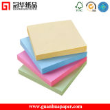 Forme différente Multi Color Sticky Note Bloc-notes