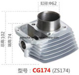 Motorrad-zusätzlicher Motorrad-Zylinder für Cg174/Zs174