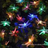 Indicatori luminosi solari della stringa della libellula per il festival (RS1017A)