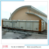 조립된 GRP FRP SMC는 농업을%s 물 탱크를 깐다