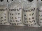 Het poly Chloride van het Aluminium in Drinkwater; Geel Poeder