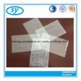 Мешок прозрачного PE LDPE поли для еды