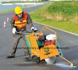 Cortador de la máquina del camino concreto de la gasolina con el motor Gyc-120 de Honda