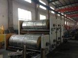 Riscaldamento di vapore automatico macchina ondulata dell'incartonamento delle 5 pieghe