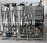 Aço inoxidável 500lph totalmente automática do Sistema do Filtro do Purificador de Água Industrial