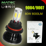 Поощрение Auto светодиод фары фары G5, H4, H7 9005 9006 Hb3 Hb4
