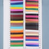 Обувная кожа мешка PU микро- Textured синтетики кожаный искусственная выбитая