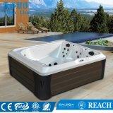 5-6 vasca da bagno esterna della STAZIONE TERMALE di massaggio del mulinello della persona (M-3395)