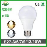 No hay ningún controlador SMD2835 AC200-240V 7W Bombilla LED