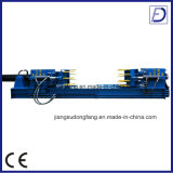 A bala do CE desmonta a máquina (EJC-125)