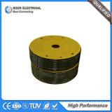 Tubo neumático del tubo de la PU de la instalación de tuberías de la te del manguito de aire TPU