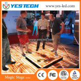 Magic Stage LED Dance Floor Play Video para Casamento / Palco / Festa / Concerto
