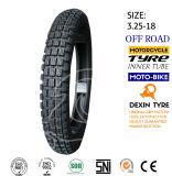 El sur de la motocicleta del neumático de América parte el neumático 3.00-18 de la motocicleta del neumático de la motocicleta de la moto