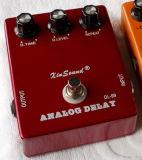 Xinsound Dl-99 Guitarra eléctrica Delay analógico con circuito de Bbd pedales de efectos