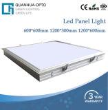 Design retro SMD Epistar 600X600 Luz do painel de LED, 1200X300 Luz do painel de LED, 1200X600 Luz do painel de LED