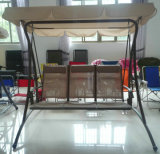 贅沢なTextileneの庭の振動椅子(BLF-80A)