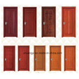 La ecológica puertas PVC Puertas de madera, pintura de puertas.