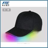 高品質の方法新式のスポーツのゴルフLED綿の帽子