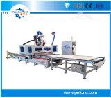 F6-AT1224AD 4X8 FT CNC routeur CNC Machine de gravure avec chargement et déchargement automatique