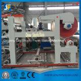 기계장치는 5-8t/D 수용량 진창 마분지 기계 판지 생산 라인을 기계로 가공한다