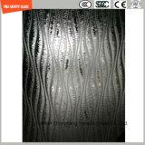 a cópia do Silkscreen de 3-19mm/gravura em àgua forte ácida/gearam/plano do teste padrão/dobraram Tempered/vidro temperado para a porta/porta do indicador/chuveiro com certificado de SGCC/Ce&CCC&ISO