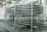 Máquina rápida espiral dobro do congelador de IQF para o camarão