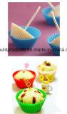DIY Muffin en silicone tasses La cuisson au four un petit moule à gâteau
