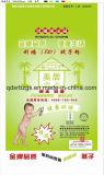 China bildete Qualitäts-pp. gesponnenen Beutel für Kitt-Puder