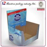 Il contenitore di scatola dell'imballaggio di colore del contenitore di regalo del documento ondulato per alimento beve la frutta di verdure della materia di verdi della bevanda (D20)