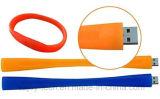 OEM 휴대용 팔찌 USB 플래시 메모리