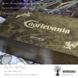 Caixa de madeira Hongdao, caixa de madeira feita sob medida popular para venda