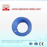 Fil électrique ignifuge de PVC d'incendie